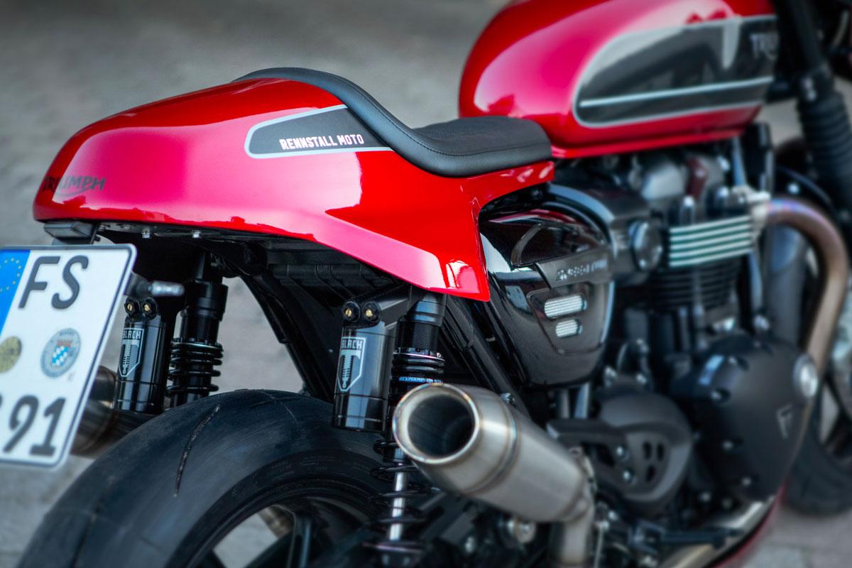 Triumph Speed Twin bodykit