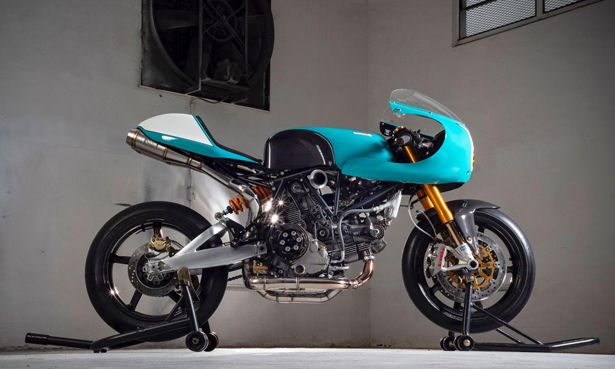 Ducati 1200SS cafe racer