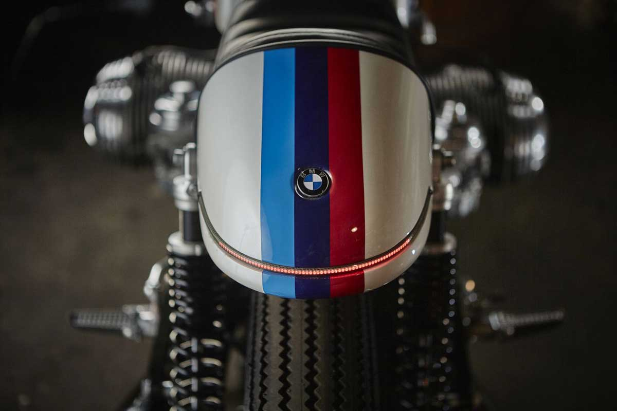 86 Gear BMW R100 RT
