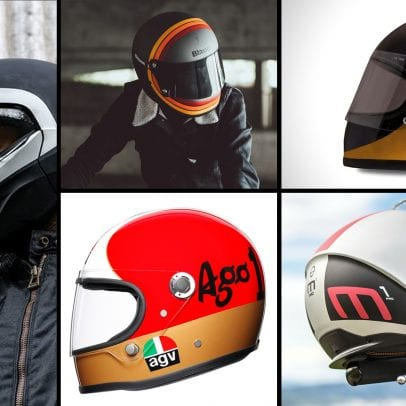 Best Cafe Racer Helmets