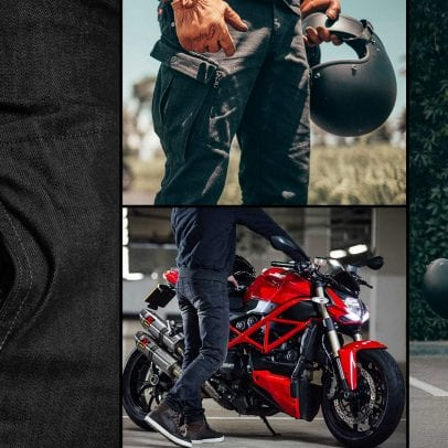 10 Best Cafe Racer Pants as of Dec 2020