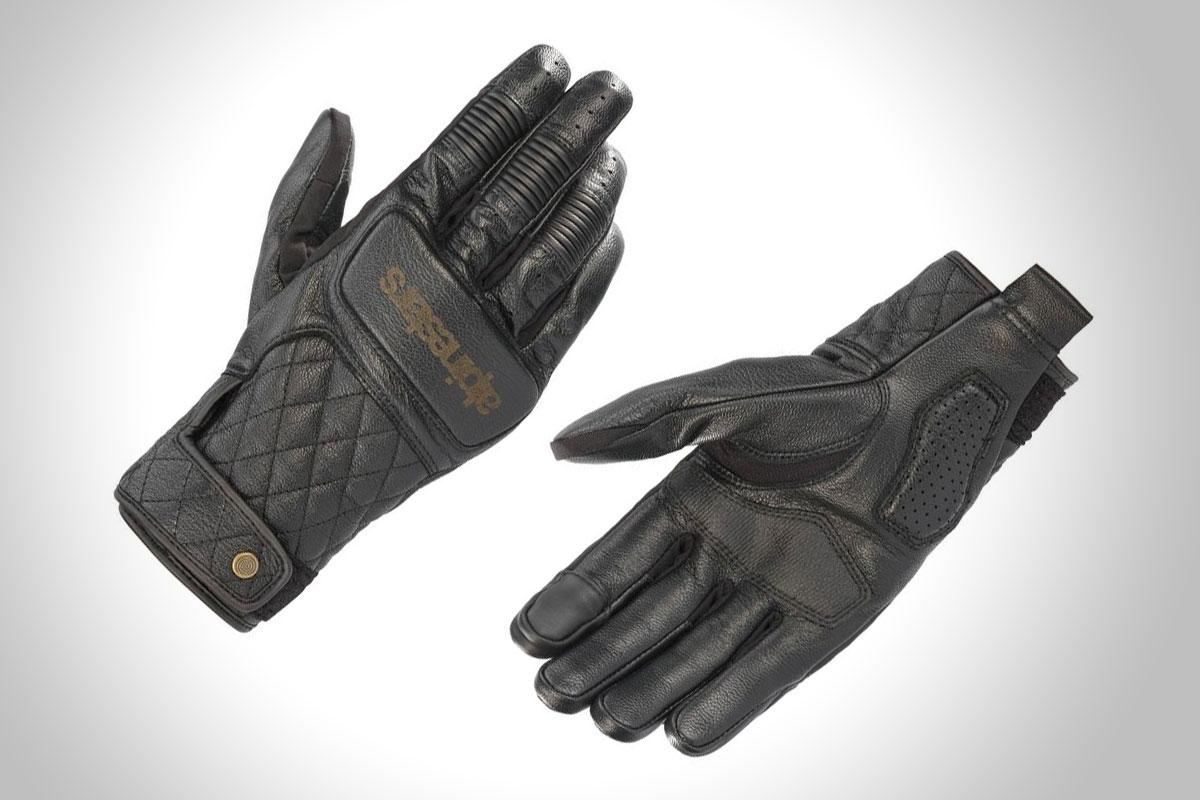 Alpinestars Oscar Brass gloves