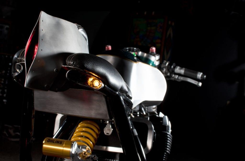 GSX1400 cafe racer
