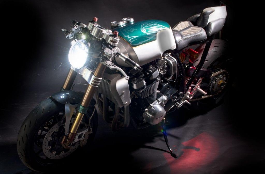 Augh Suzuki GSX1400