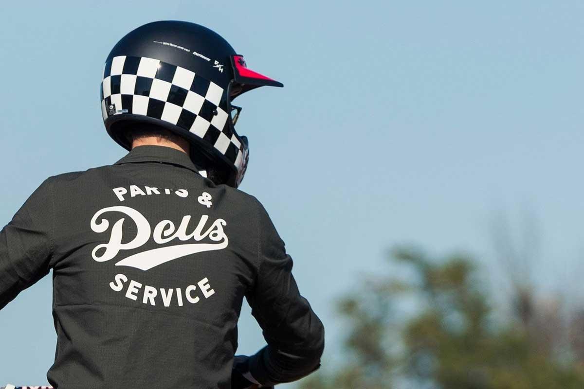 Bell Moto 3 Fasthouse helmet