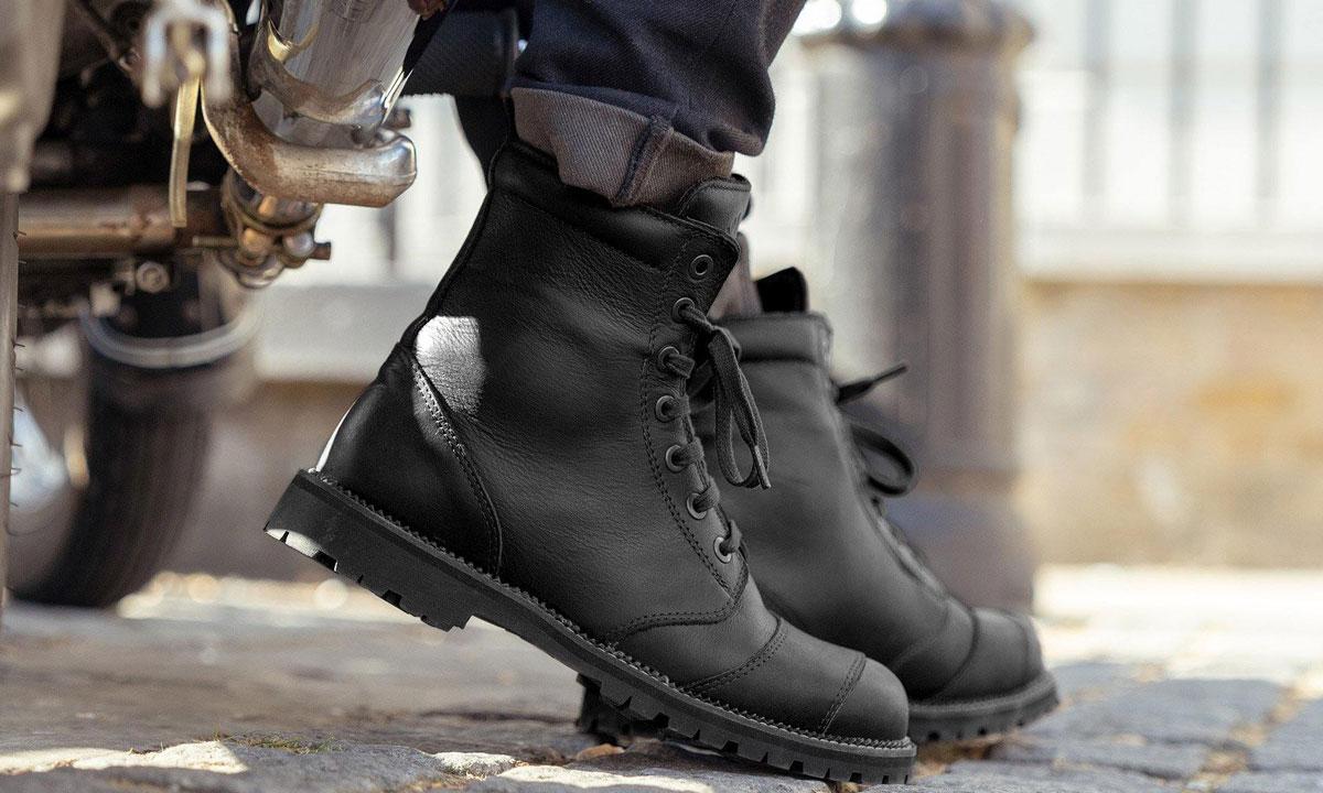 Belstaff Resolve Waterproof Boots