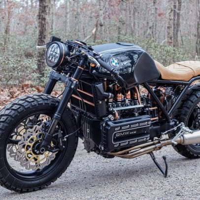 BMW K1100 Cafe Racer