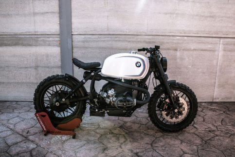 Bolt Motor Co. BMW Scrambler