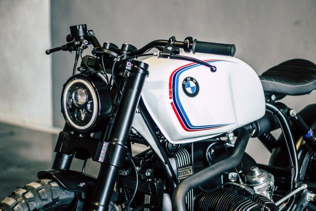 Bolt Motor Co. BMW R100RS