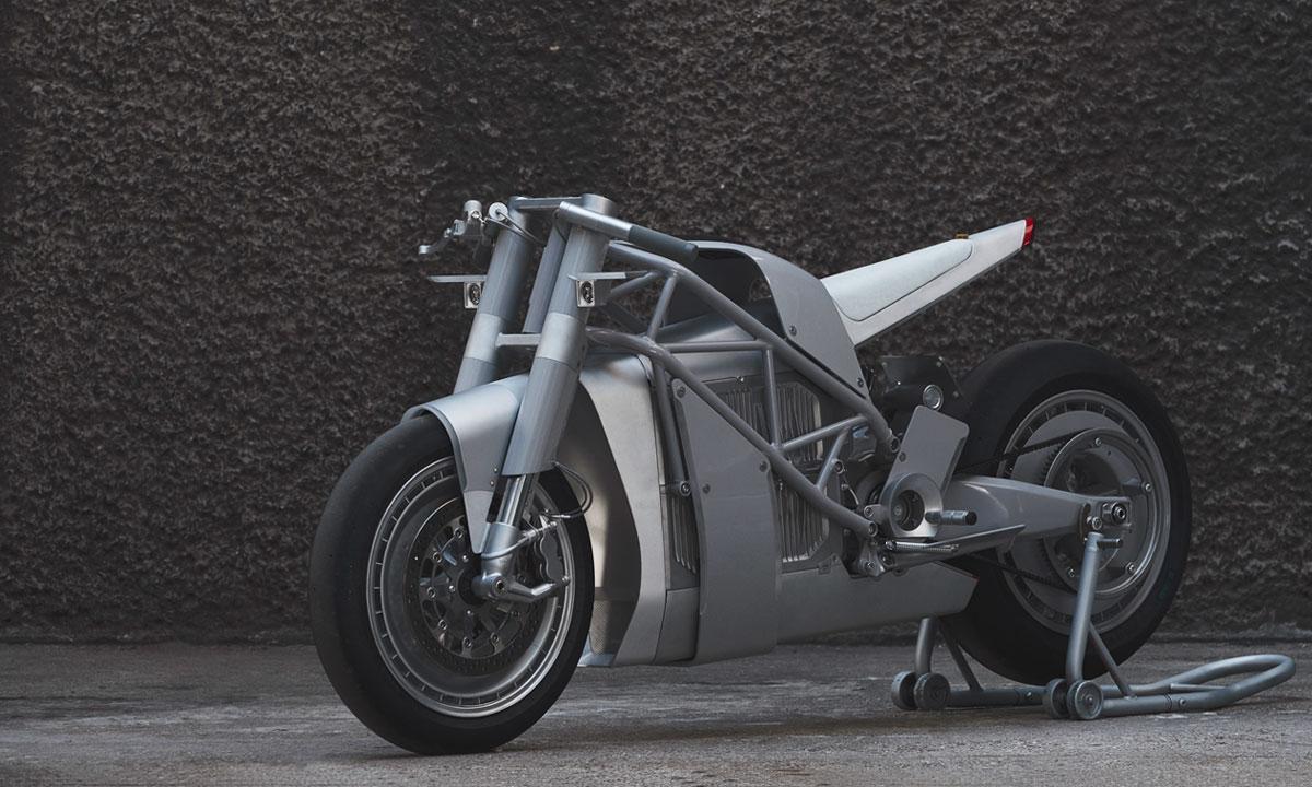 Untitled Motorcycles Zero XP cafe racer