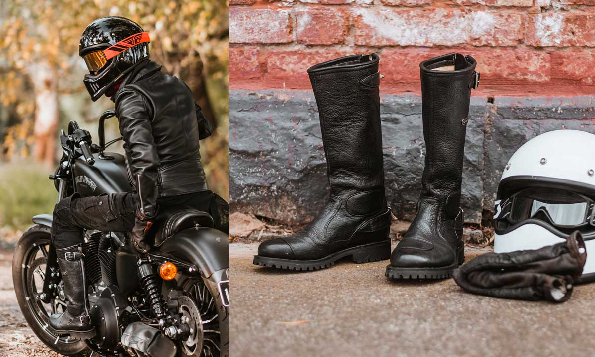 Gasolina Classic Riding Boots