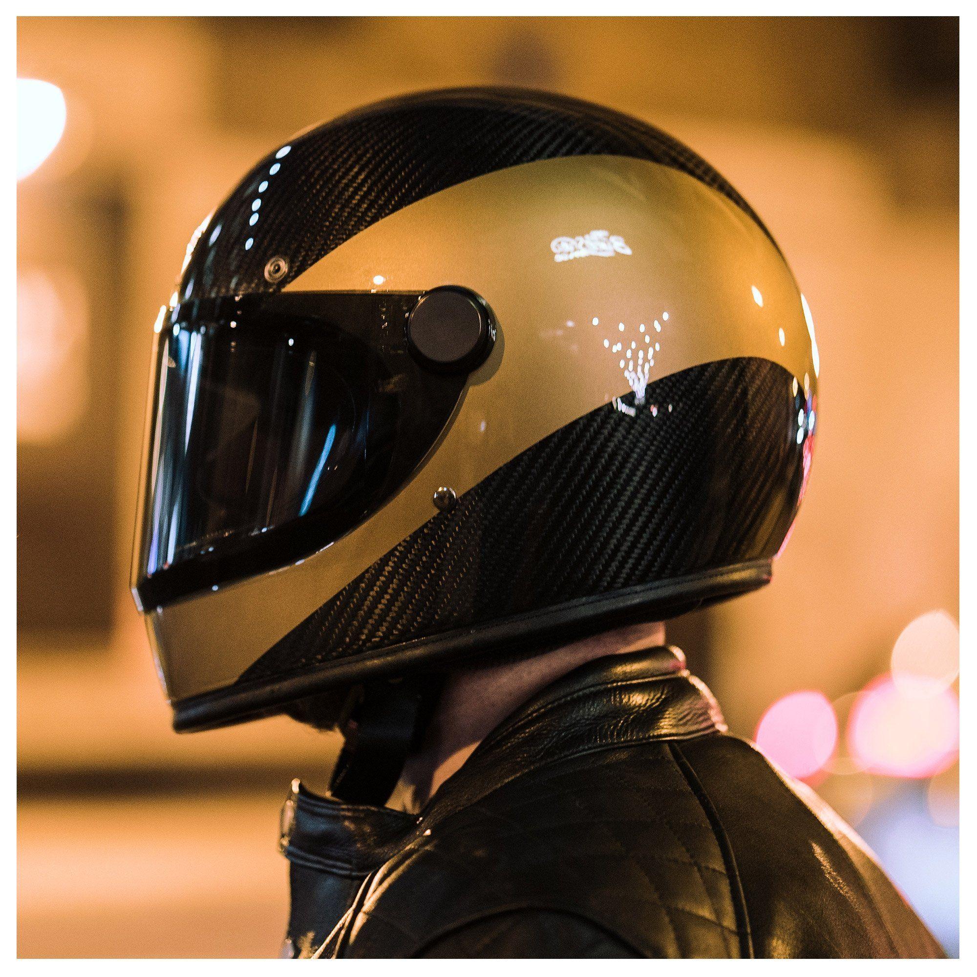 BSMC x Hedon Heroine Club Racer Carbon helmet
