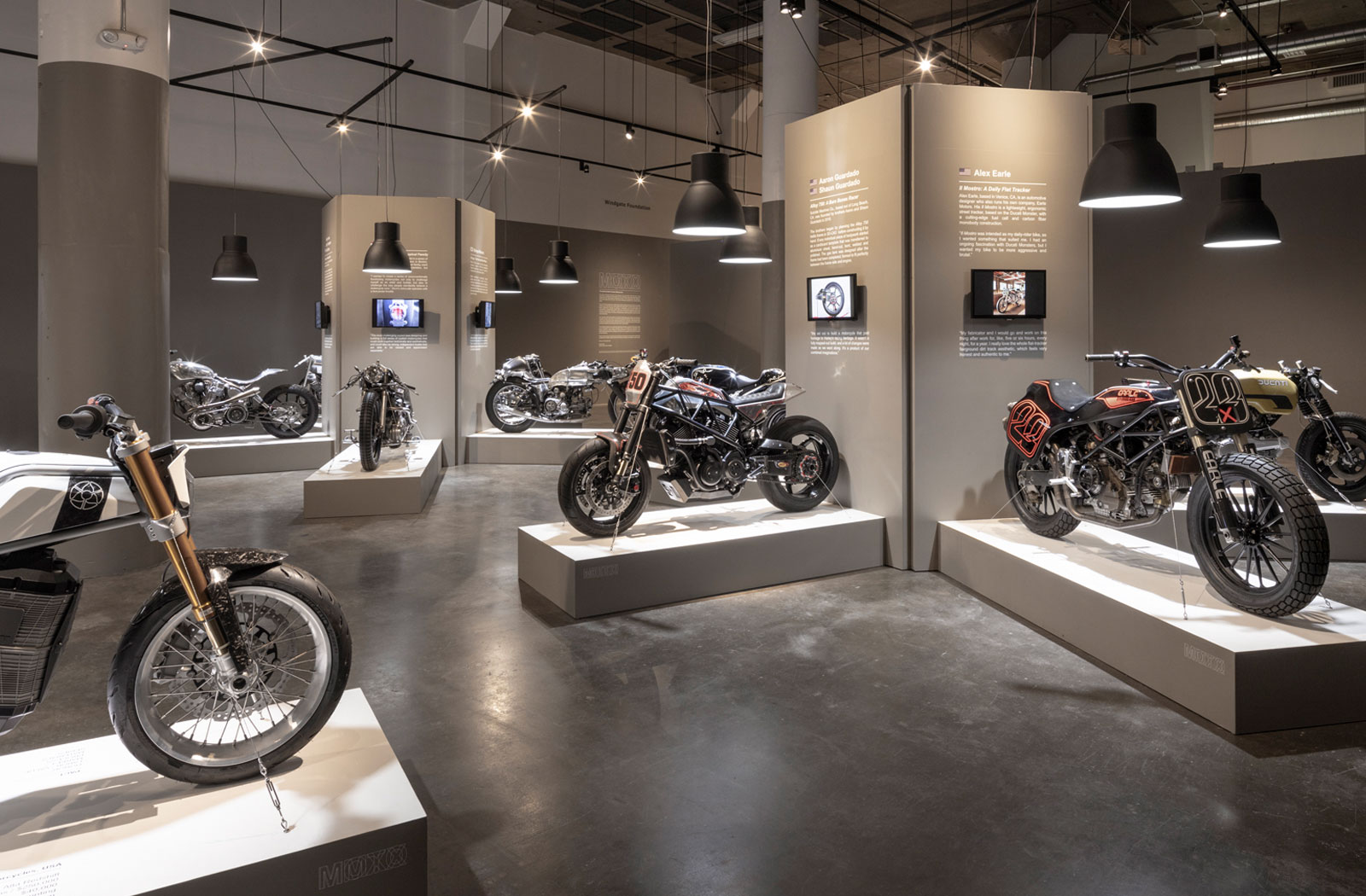 Moto MMXX Exhibition