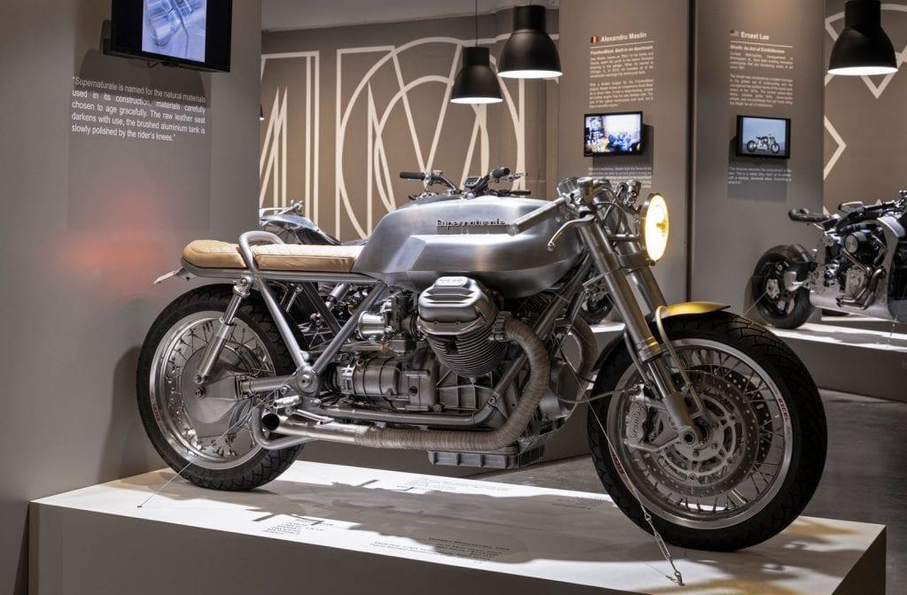 Untitled Motorcycles Moto guzzi