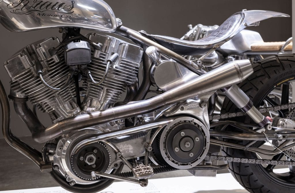 custom motorcycle exhibition