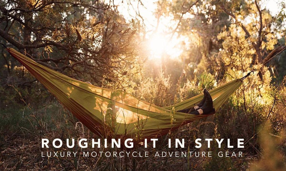 Motorcycle Adventure Gear