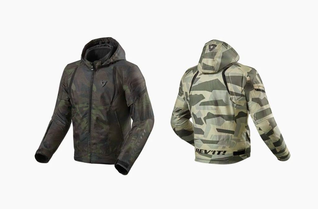 Revit flare 2 jacket