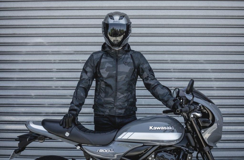 Waterproof motorcycle jacket review