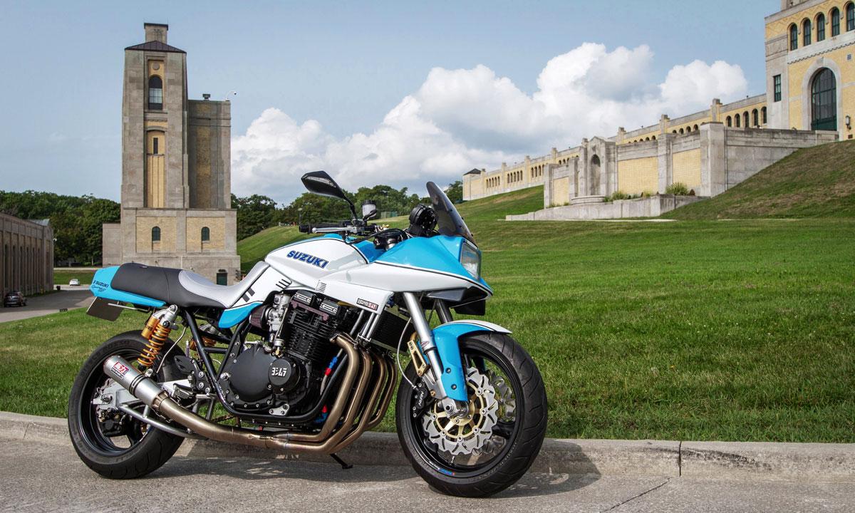 VSB Moto Suzuki Katana Pro Street