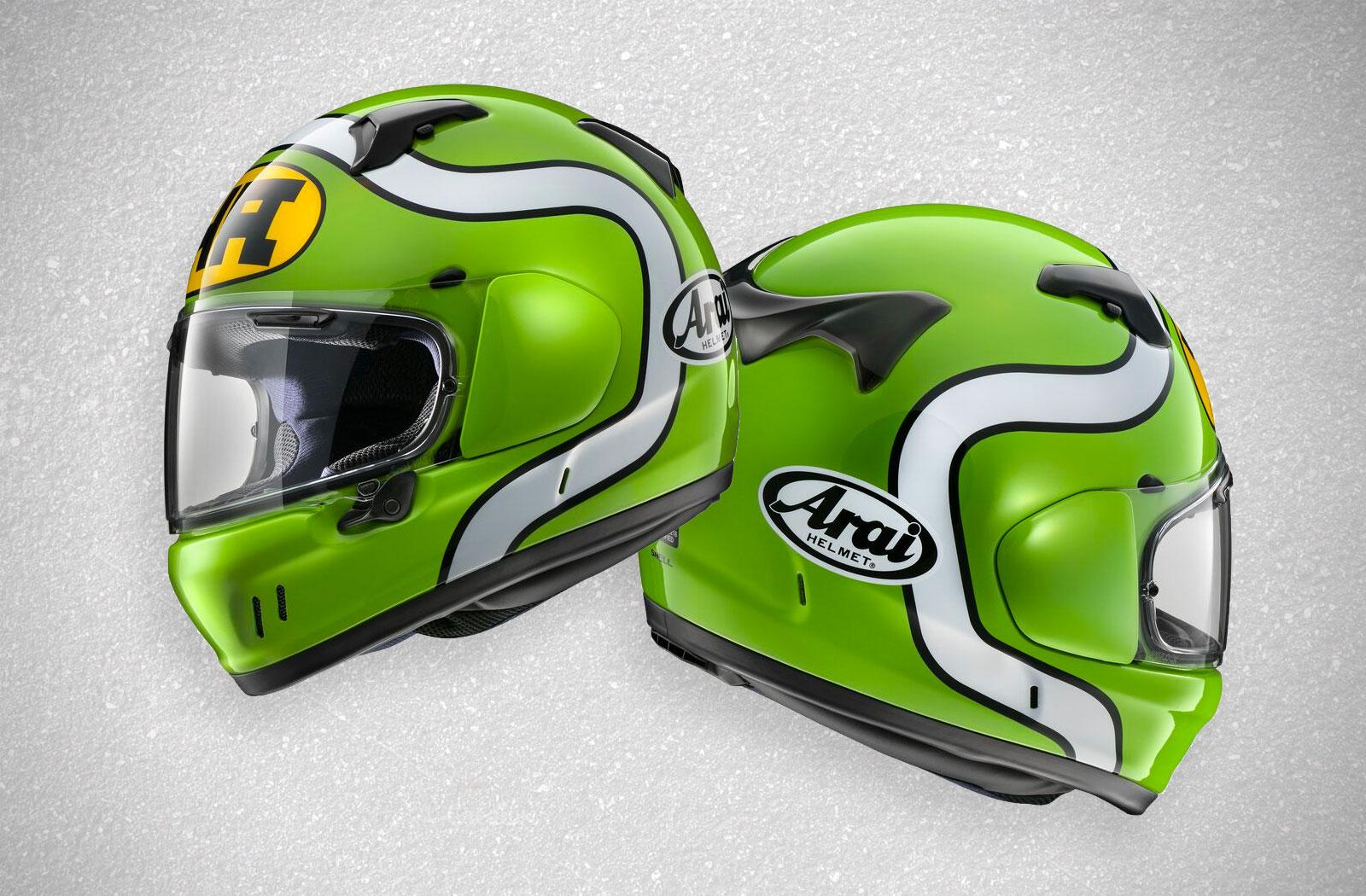 Arai Defiant-X HA helme