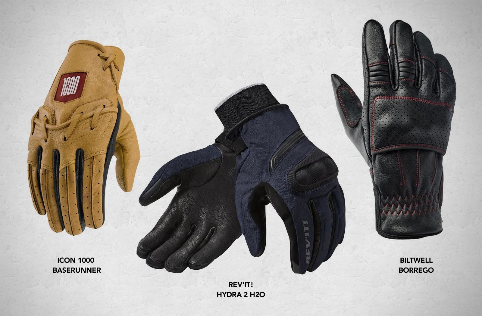 Cafe Racer Gloves