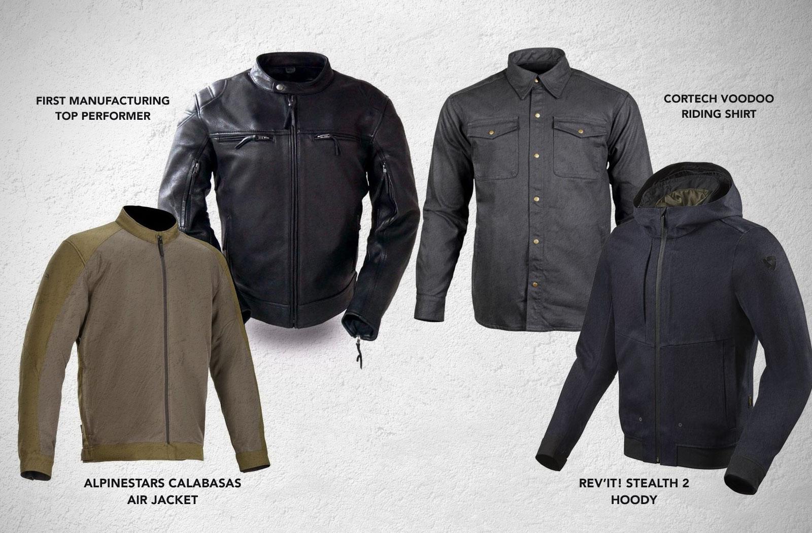 Cafe racer jackets
