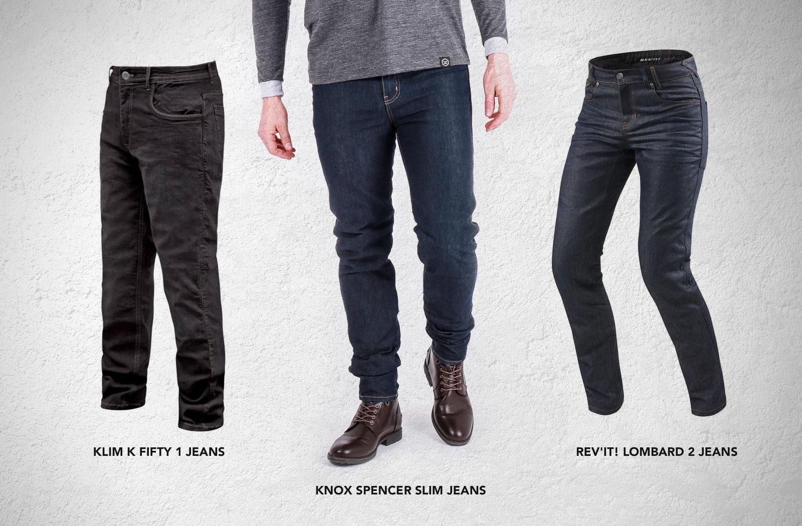 Cafe Racer Jeans