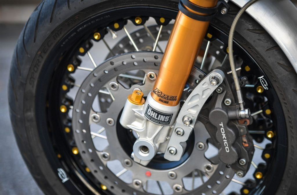 Fabbris Ohlins Suspension