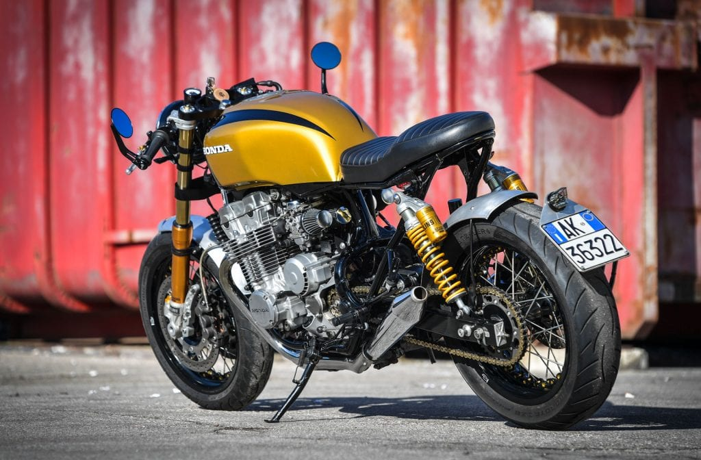 Fabbris Moto CB750