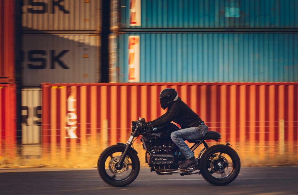 Twisted Fate BMW K1100