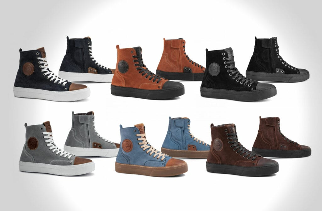Lennox Boot colours