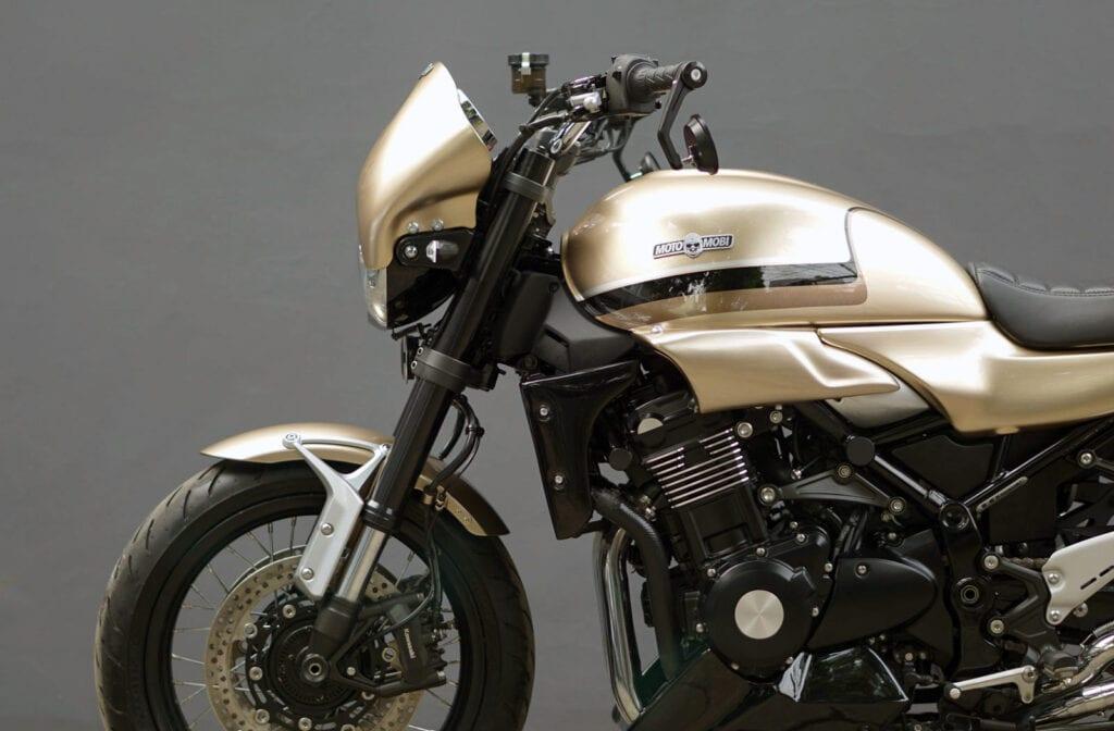 Katros Garage Z900RS