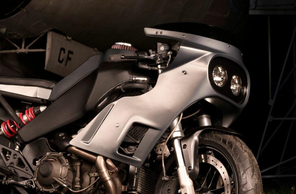 Custom Buell 1125R