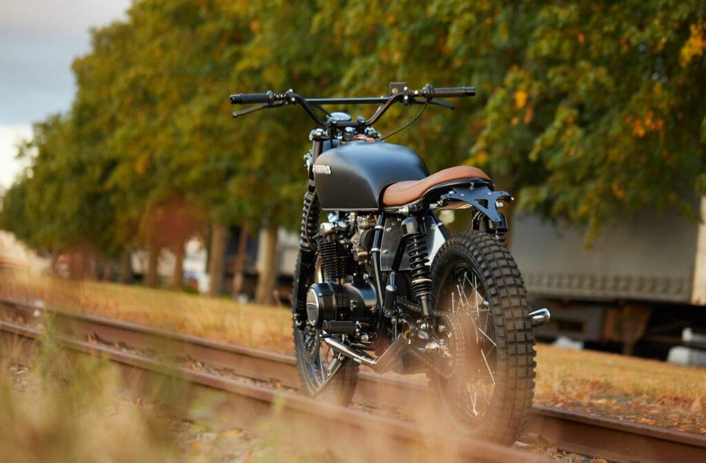 PAAL Honda CB500