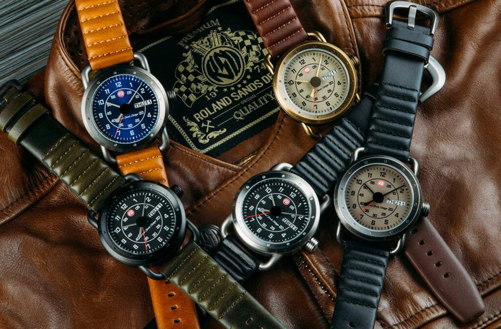 Roland Sands Designs watches