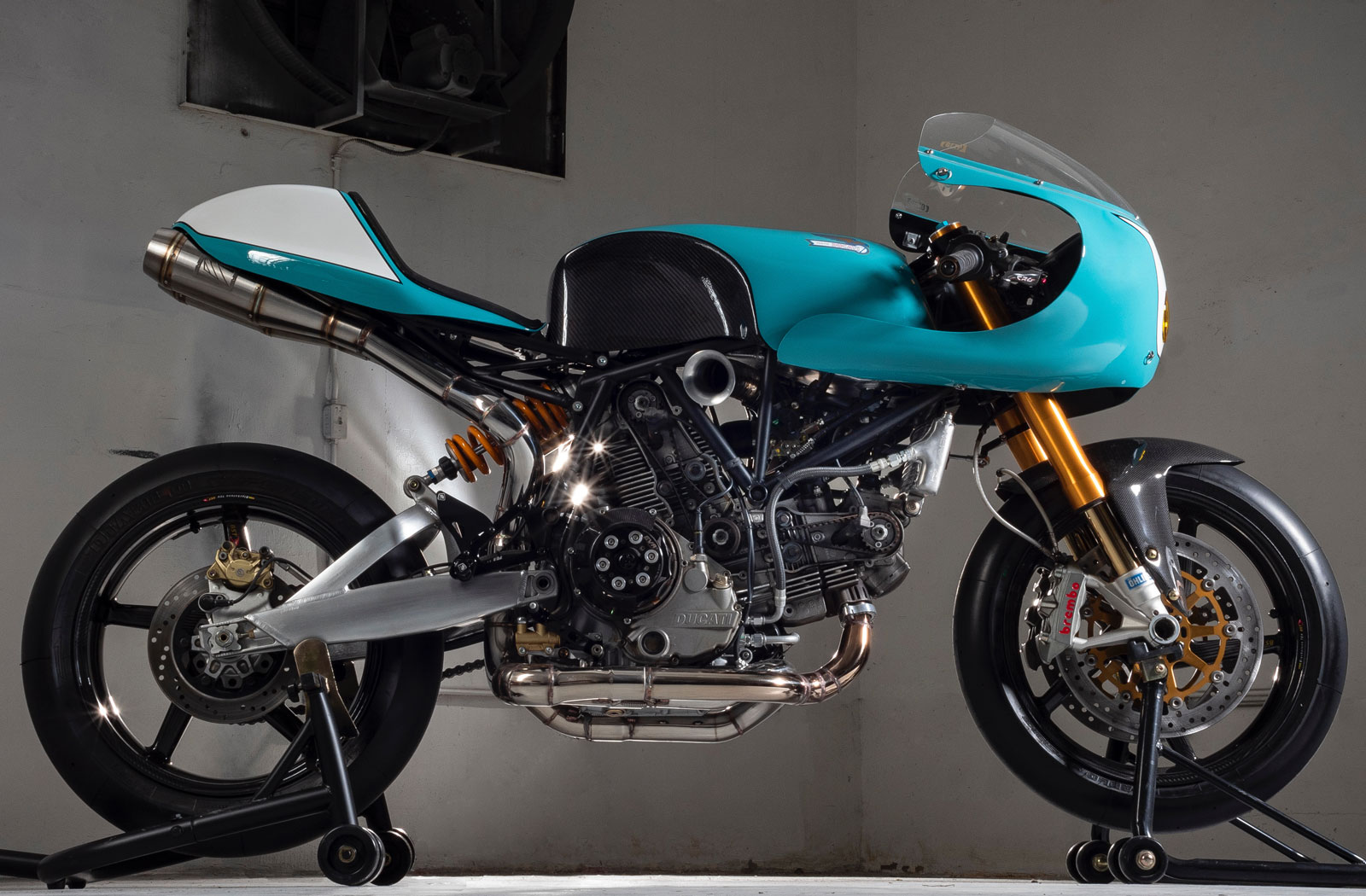 Scales Studio Ducati 1200SS
