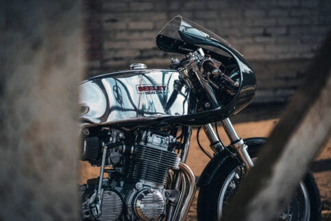 Seeley CB750 by cafe racer forum de