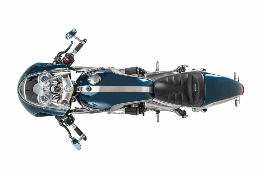 Tamarit Motorcycles Thuruxton R