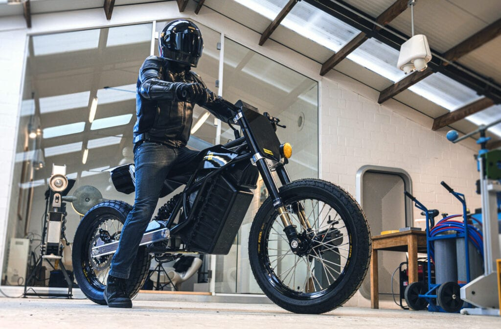 Trevor Electric Motorcycles