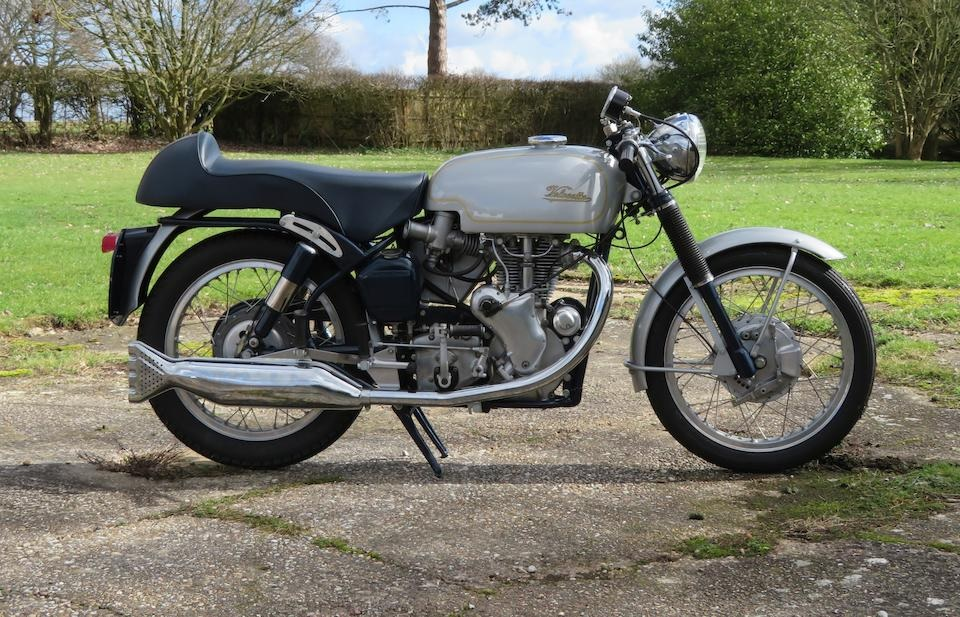 1966 Velocette Venom Thruxton Side View