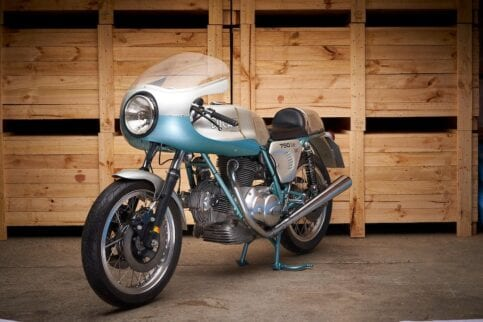 10 Cafe Racers That Killed it At Auction
