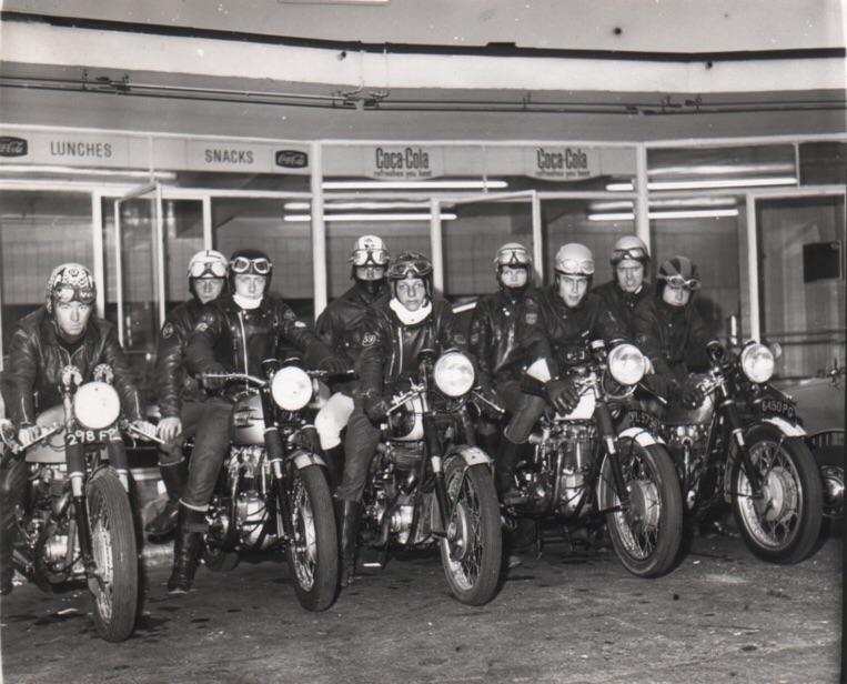 London Cafe Races Ace Cafe 1959
