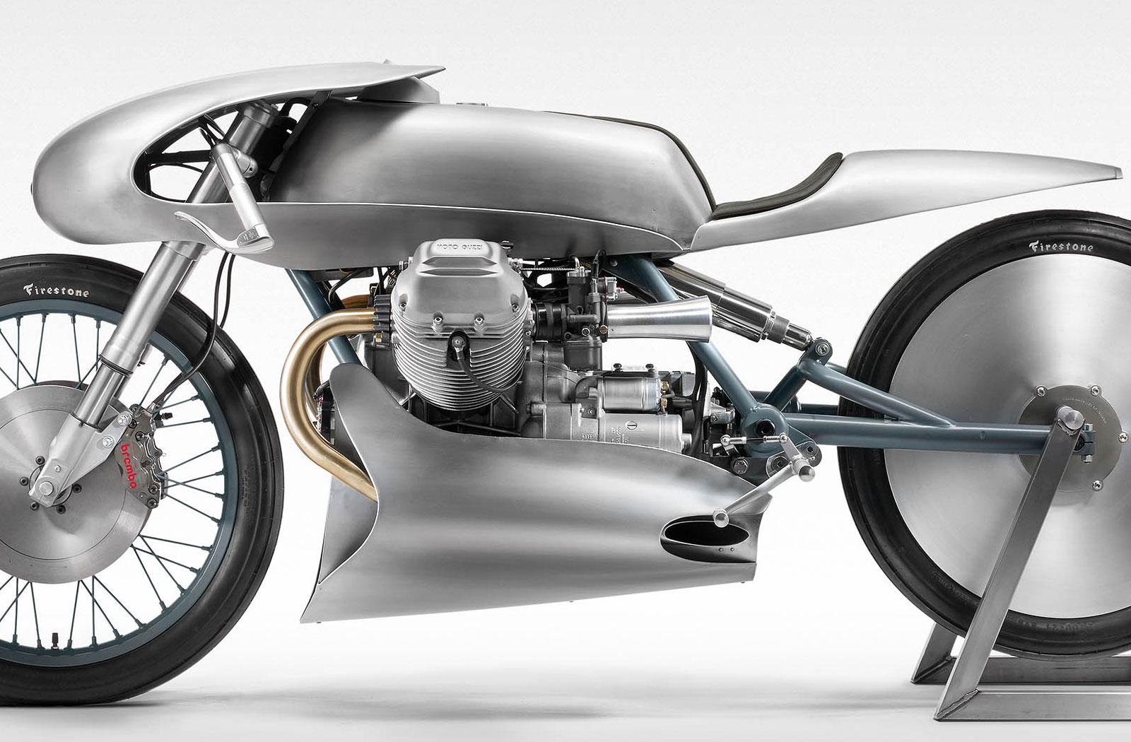 Death Machines of London Moto Guzzi