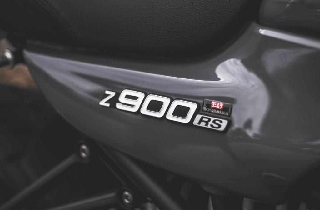 Kawasaki Z900RS Cafe Grey