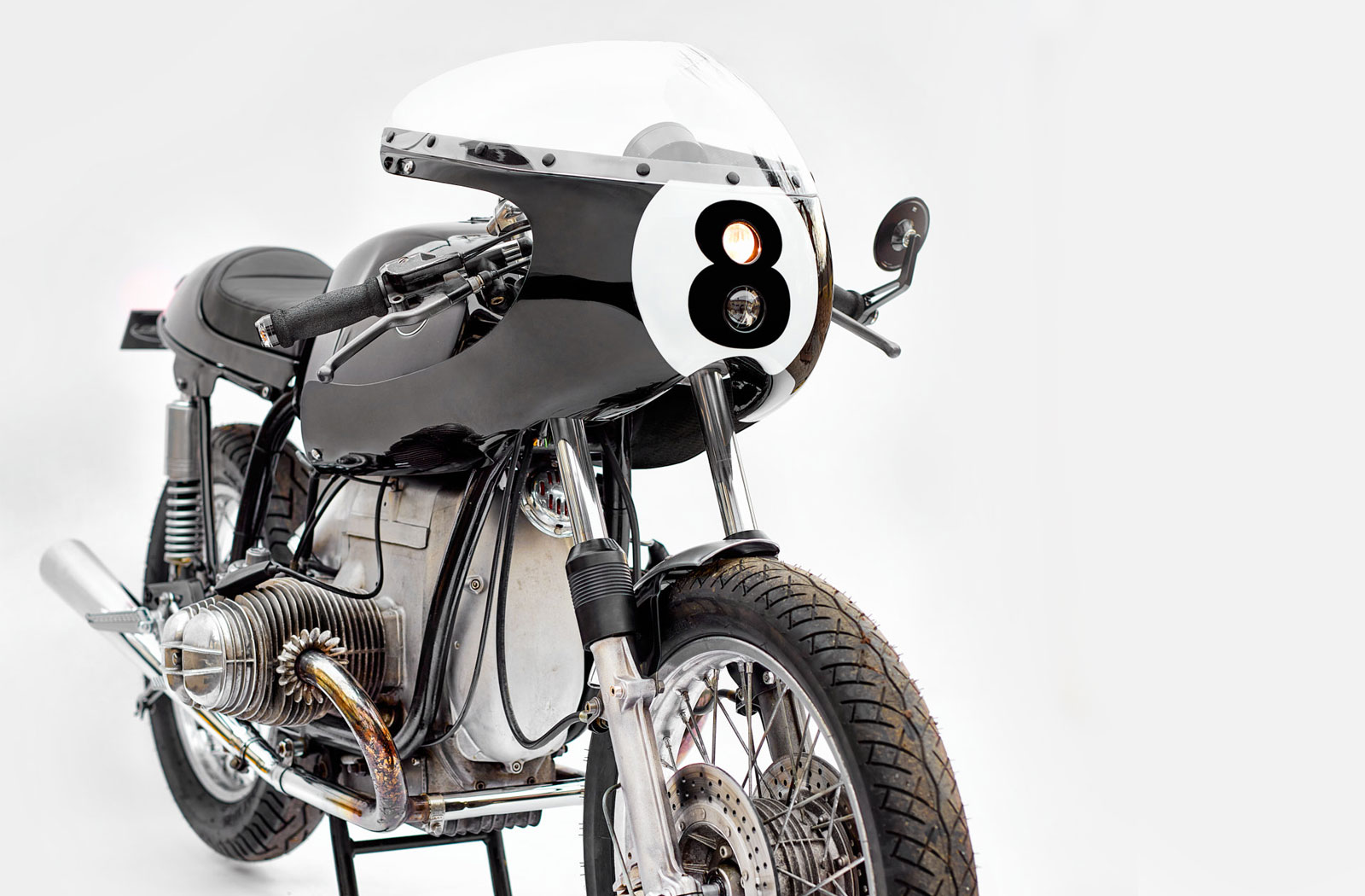 Moto Essence custom BMW