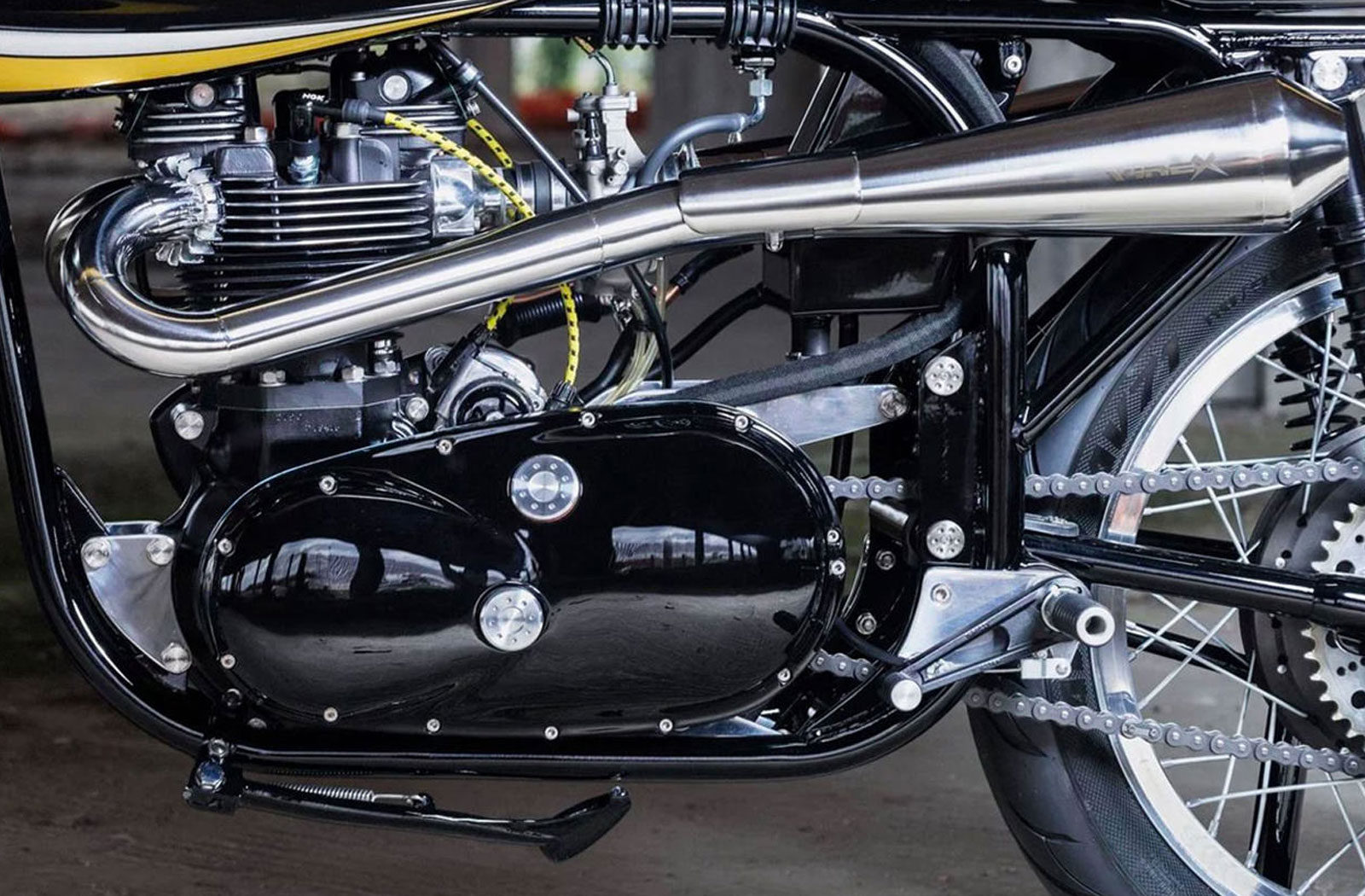 Stile Italiano Triton engine