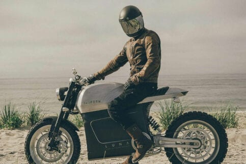The most anticipated electric motorcycles of 2021