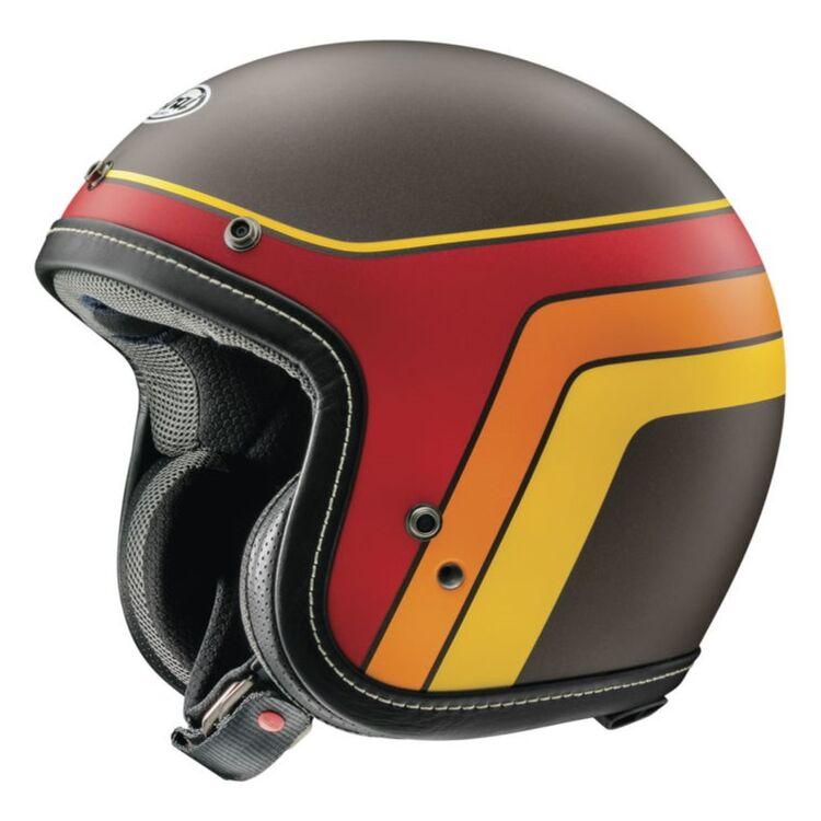 Arai Classic V Groovy helmet