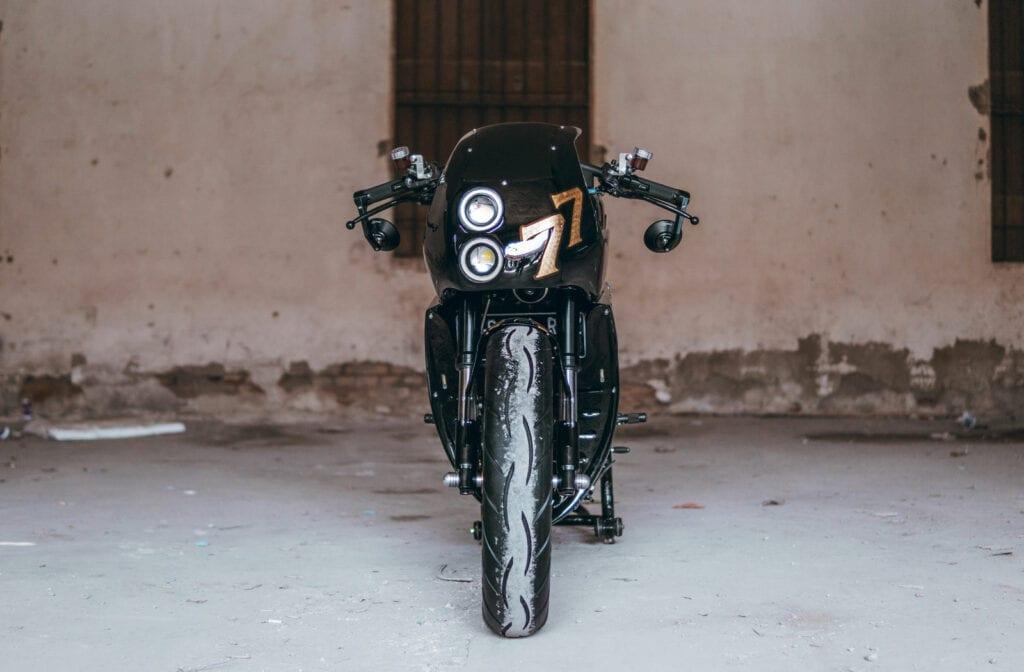 Yamaha Yardbuilt XSR155