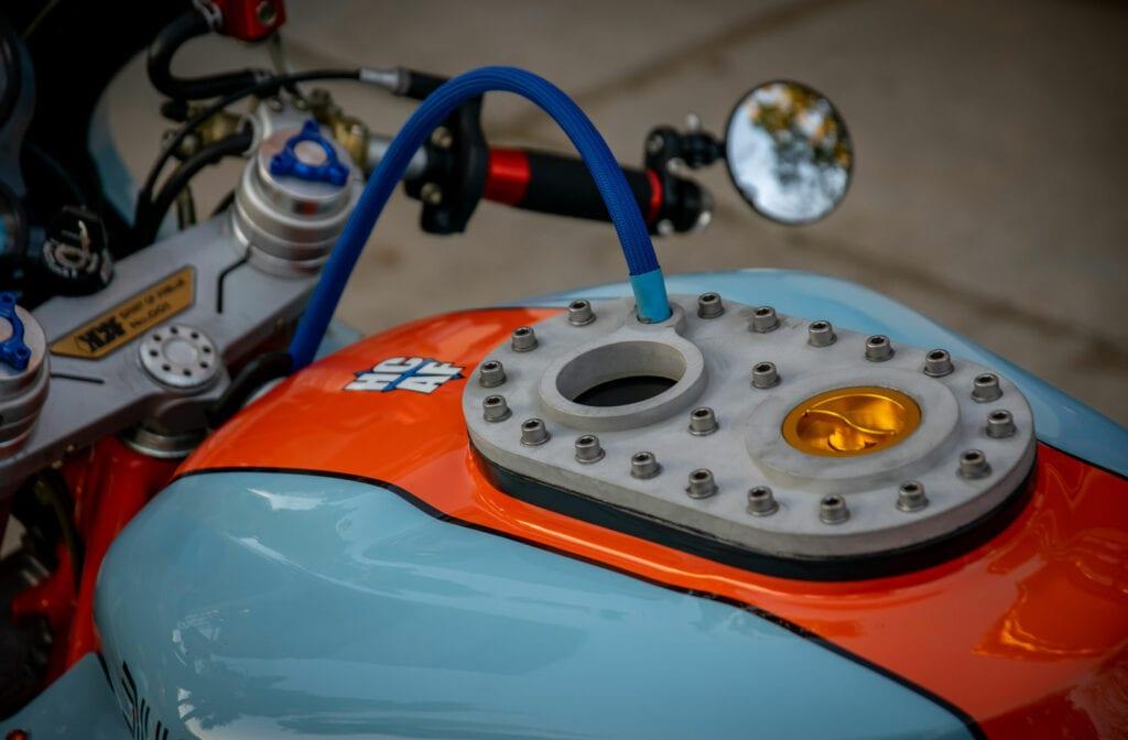 HCAF Ducati 750SS